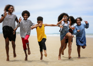 Setting Black Kids up for Success in Life: 10 Steps to Building Self Confidence